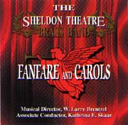 The Sheldon Theatre Brass Band - Fanfare & Carols